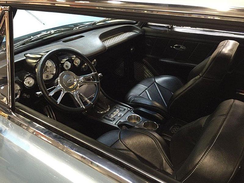 Custom Car Shops In Minnesota Providing Automotive Interior Restoration Straight Stitch Auto