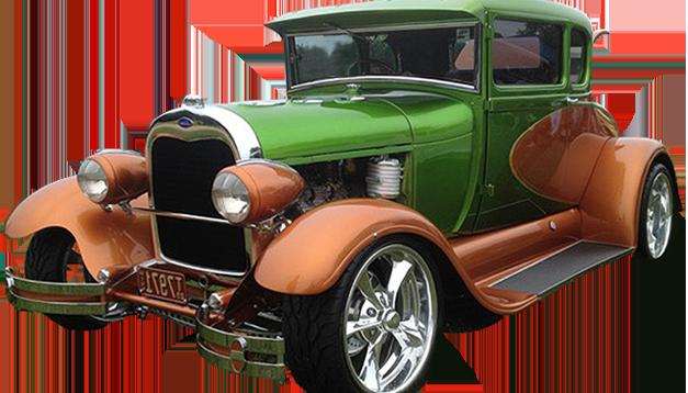1928 Ford Model A car